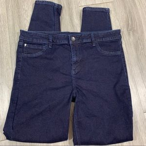 Blackheart Darkwash Stingerette Never Fade Jeans